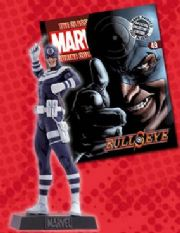 Classic Marvel Figurine Collection #049 Bullseye Eaglemoss Publications